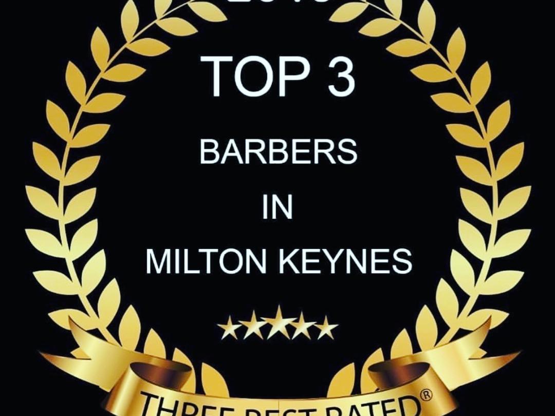Award Winning Barber Shop 2 Years Running!