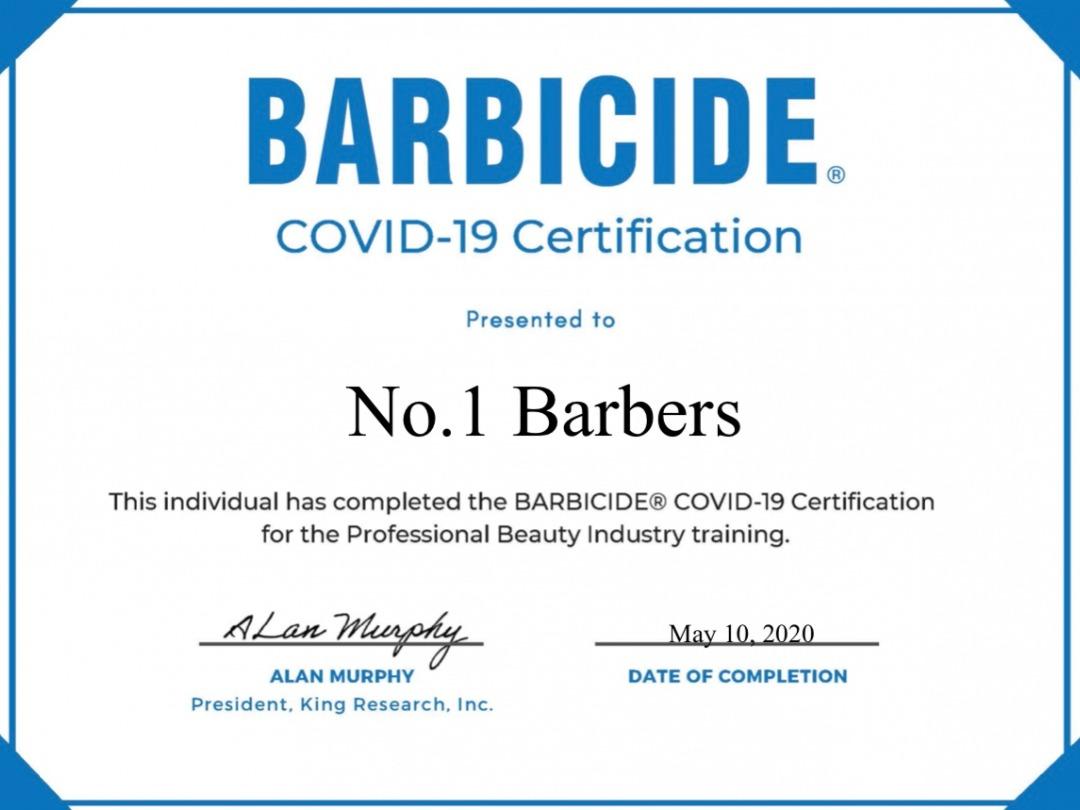 COVID-19 Certification Program