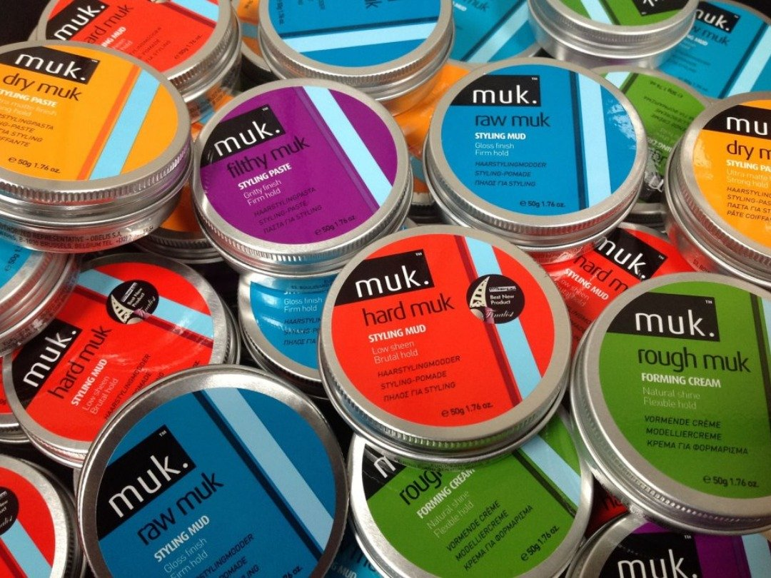 Official Stockist Of Muk Hair Products