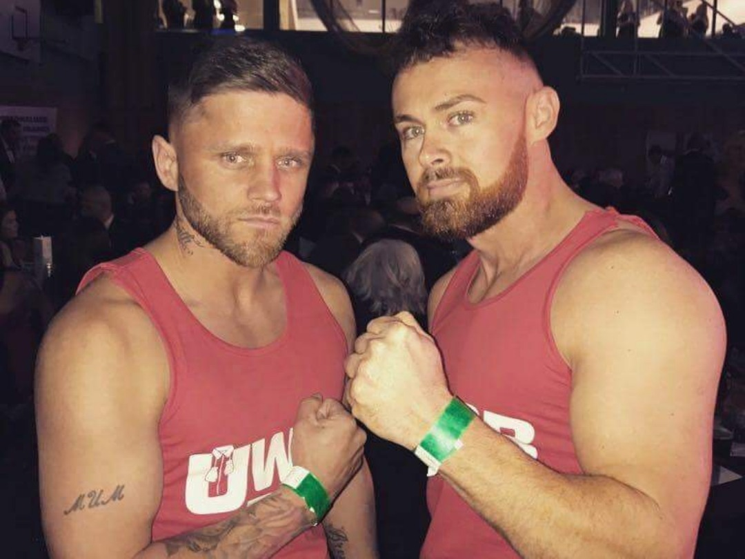 UWCB Charity Boxing Event