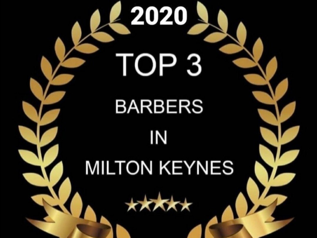 Award Winning Barber Shop for a third year running!