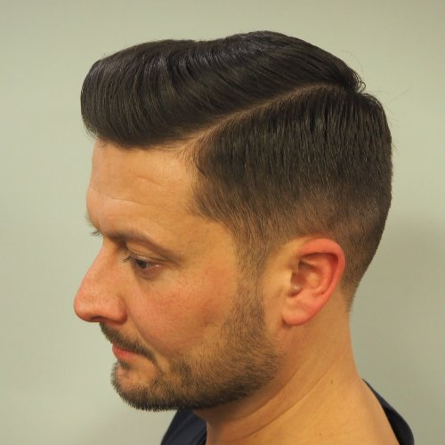 No 1 Barbers Barber Services